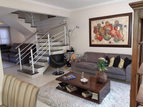 Imagem 1 de 28 de Sobrado Com 4 Dormitórios À Venda, 128 M² Por R$ 890.000,00 - Jardim Inocoop - Rio Claro/sp - So0091