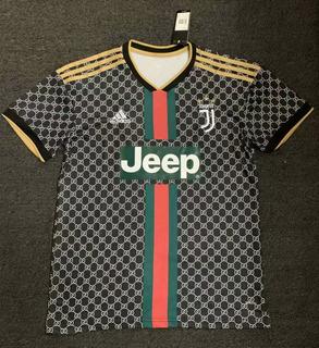 Camiseta Juventus Gucci Original Precio Serra Presidente