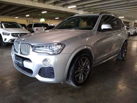 Bmw X3 Xdrive 35ia M Sport At 2016