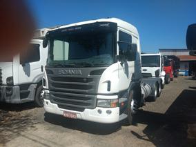 Scania 124 P 360 6x2 2012 Mec