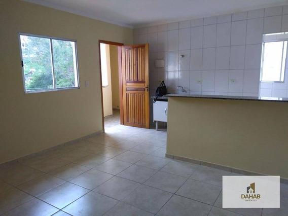 Casa Residencial Para Locação, Jardim Três Marias, Taboão Da Serra. - Ca0078