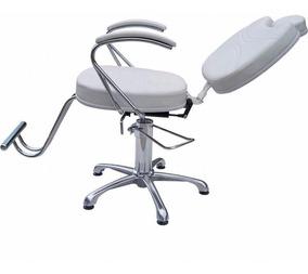 Poltrona Cadeira Hidr Reclinavel Topazio-moveis Salao Beleza