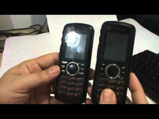 Kit 2 Motorola Moto I296 Nextel
