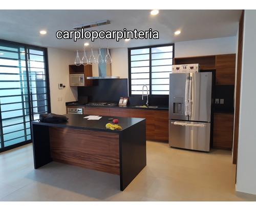 Imagen 1 de 5 de Servicio De Carpintería Residencial, Muebles De Parota