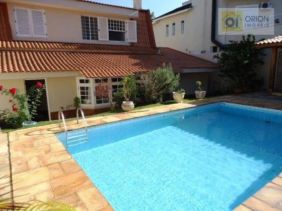 Casa Com 4 Dormitórios Para Alugar, 350 M² - Alphaville - Santana De Parnaíba/sp - Ca0889