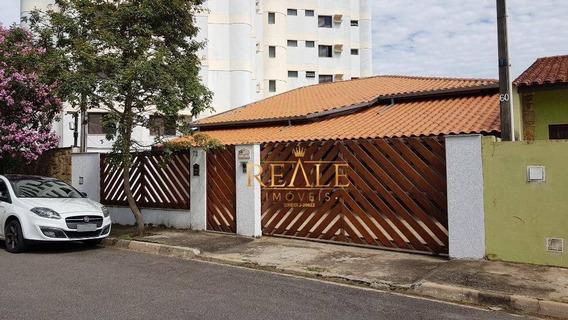 Casa Com 4 Dormitórios Para Alugar, 214 M² Por R$ 3.200,00/mês - Vila Planalto - Vinhedo/sp - Ca1257