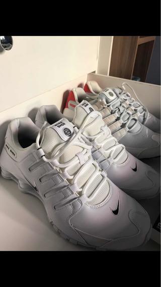 Nike Shox Nz Original 43 Novo Na Caixa