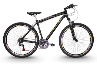 Bicicleta Track Tb Black 29 Mountain Bike Aro 29