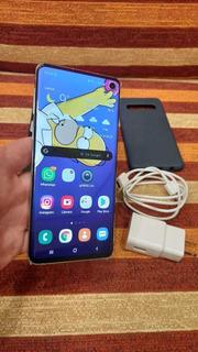 Samsung S10 128gb 8gb Como Nuevo Zona Sur