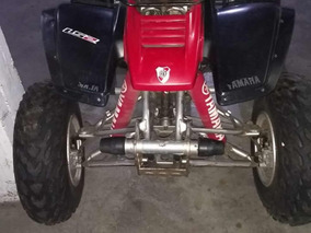 Yamaha Warrior Electric 350