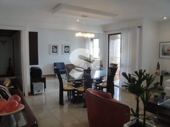 Lindo Apartamento Loteamento Aquarius 4 Quartos - Rc0188