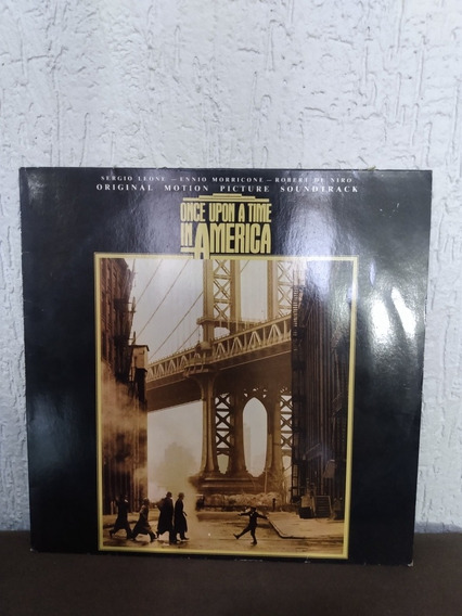 Lp Onde Upon A Time In America