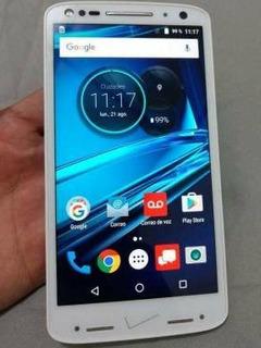 Motorola Droid Turbo 2 Blanco De 32gb Interno Y 3gb Ram
