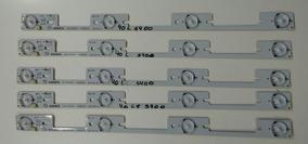 Kit Barra De Led Aluminio Original 40l2400 Dl3944 40l540