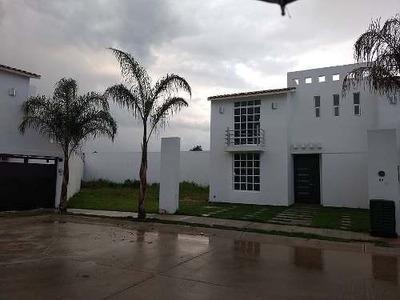 Residencia En Privada Quinta San José