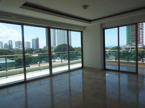 Imagen 1 de 18 de Apartamento En Alquiler En Cacicazgos