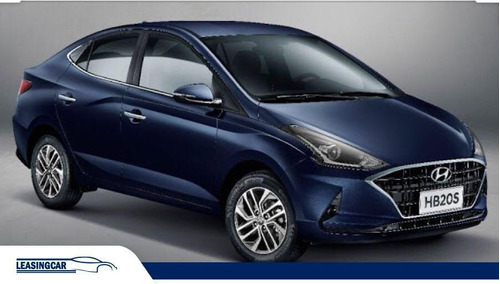 Imagen 1 de 6 de Hyundai Hb20 Premium 2020 0km
