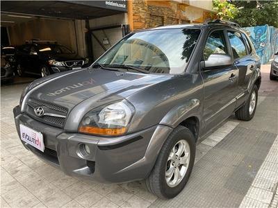 Hyundai Tucson 2.0 Mpfi Gls Top 16v 143cv 2wd Flex 4p Automá