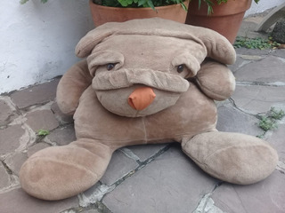Perro De Peluche Gigante - Excelente Estado !!