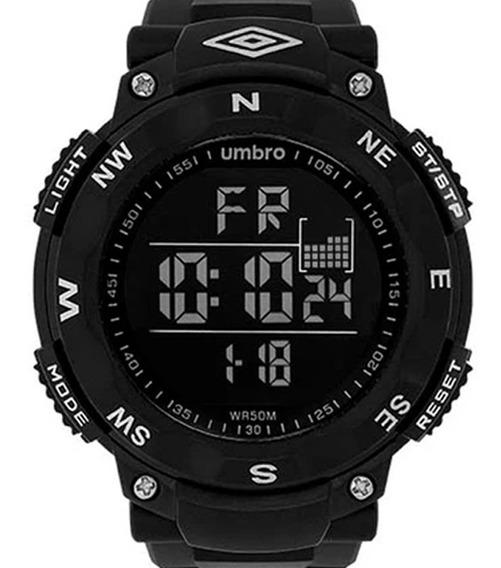 Relógio Masculino Umbro Umb-01s-2 C/ Garantia E Nf