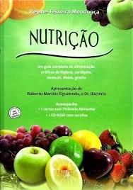 Nutrição - Inclui Cd-rom Rejane Teixeira Mendonça Livro