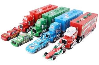 Camion Cars Mack + Vehiculo A Eleccion