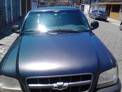 Chevrolet Blazer Modelo 2005 Advantage 2.4 Gasolina/gnv