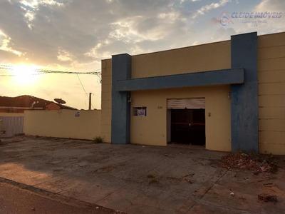 Barracão Comercial Para Venda E Locação, Jardim Cuiabá, Cuiabá-mt - Codigo: Ba0045 - Ba0045
