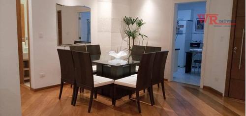 Imagem 1 de 30 de Apartamento Com 3 Dormitórios À Venda, 129 M² - Nova Petrópolis - São Bernardo Do Campo/sp - Ap3425