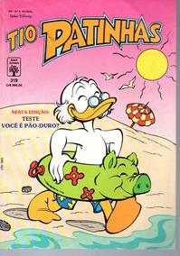 Tio Patinhas 319 - Abril - Bonellihq Cx19 C19