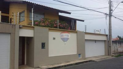 Casa Duplex De Luxo Na Parquelândia - Ca0006