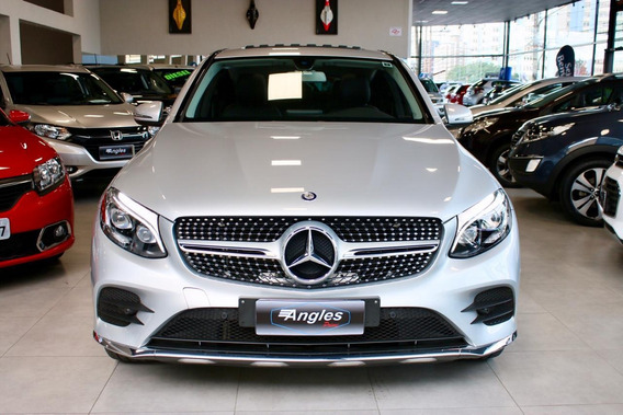 Mercedes Benz Glc 250 4maticco Cgi 2.0 Coupe 2017