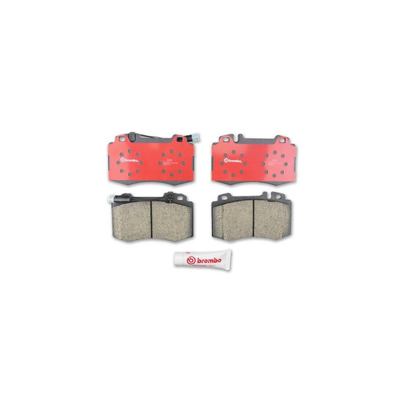 Juego Balatas Ceramicas (d) Brembo Mercedes-benz Cl500 01-11