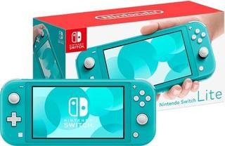 Nintendo Switch Lite - Pronta Entrega No Brasil - Sem Juros