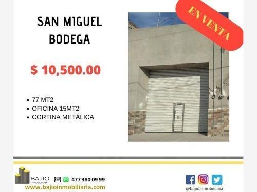 Bodega Industrial En Renta San Miguel