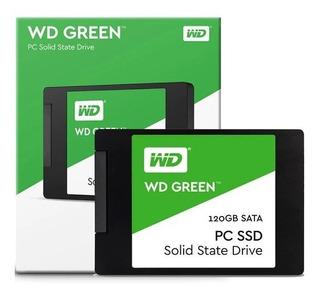 Wd Unidad De Estado Solido Western Digital, 120gb, Sata 6.0