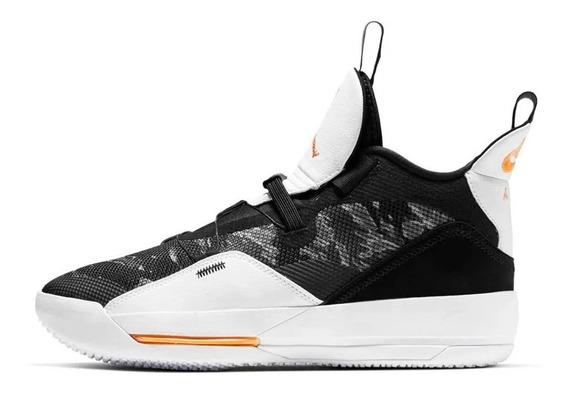 Tenis Jordan Xxxiii 33 Camo Edition