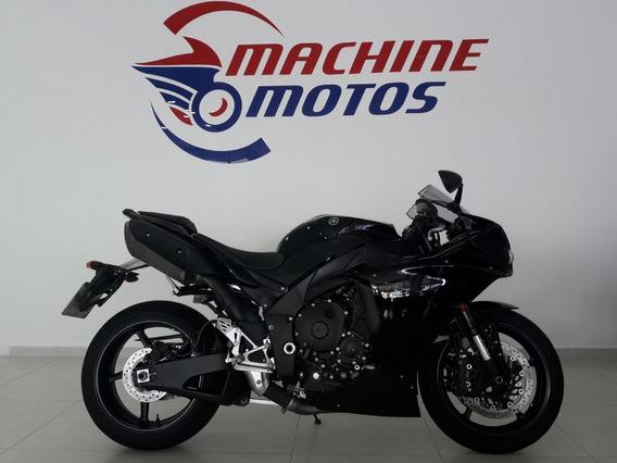 Yamaha Yzf R 1 2012 Preta Impecavel Toda Original
