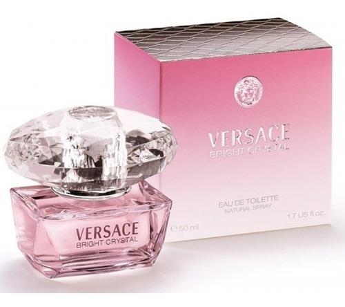 Perfume Versace Bright Crystal 100% Original Dama 50ml