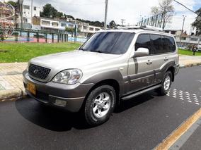 Hyundai Terracan Gls 2007