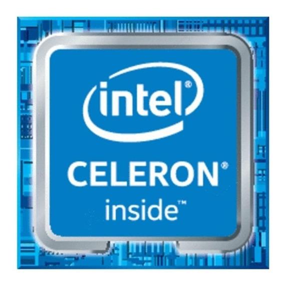 Processador gamer Intel Celeron G3900 BX80662G3900 de 2 núcleos e 2.8GHz de frequência com gráfica integrada