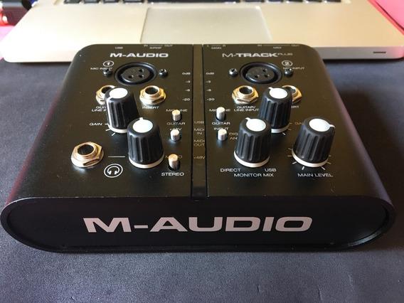 Interface M-audio M-track Plus