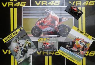 Vr46 Moto 1:18 Ducati Desmosedici Gp11 (2011 Mugello) Certif