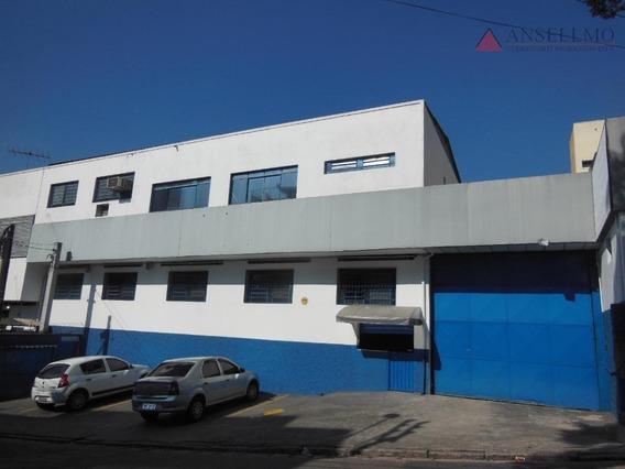 Galpão, 895 M² - Venda Por R$ 3.000.000,00 Ou Aluguel Por R$ 17.000,00/mês - Nova Petrópolis - São Bernardo Do Campo/sp - Ga0193