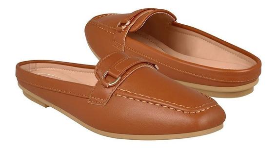Zapatos Casuales Para Dama Furor 1582 Camel