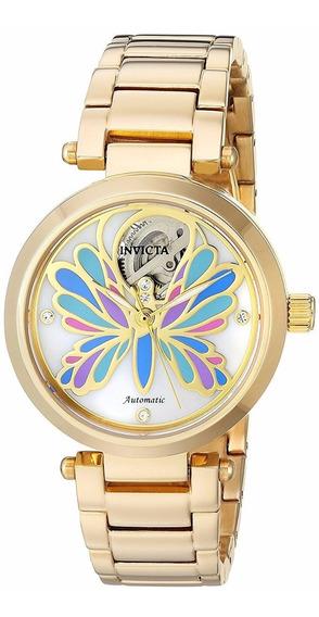 Relógio Invicta Angel Dourado 24450