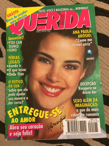 Revista Rara Querida Ana Paula Arosio Juno You Can Dance Fab