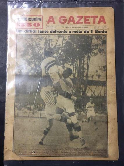 Gazeta Esportiva N°350