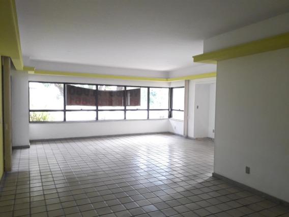 Apartamento Em Espinheiro, Recife/pe De 198m² 4 Quartos Para Locação R$ 1.520,00/mes - Ap549844