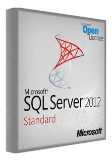 Sql Server 2012 Standard 64 Bits Español Esd 16 Core